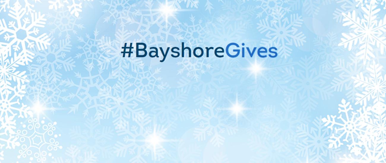 #Bayshore Gives